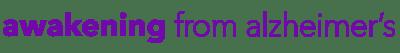 Awakening From Alzheimers Logo